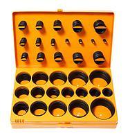 Forsage Кольца уплотнительные резиновые маслобензостойкие, 419 предметов (дюймовые) Forsage F-719 12611