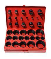 Forsage Кольца уплотнительные резиновые маслобензостойкие, 419 предметов (метрические) Forsage F-718 12610
