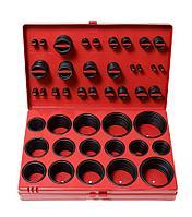 Forsage Кольца уплотнительные резиновые маслобензостойкие, 419 предметов (метрические) Forsage F-722 12614