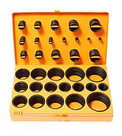 Forsage Кольца уплотнительные резиновые маслобензостойкие, 419 предметов (метрические) Forsage F-729 12621