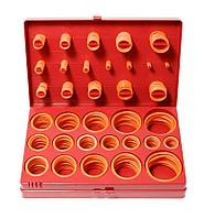 Forsage Кольца уплотнительные резиновые маслобензостойкие, 419 предметов (метрические) Forsage F-731 12623