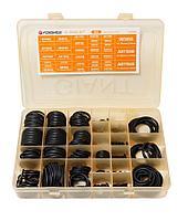 Forsage Кольца уплотнительные резиновыемаслобензостойкие, 383 предмета Forsage F-735 12627
