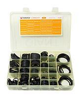 Forsage Кольца уплотнительные резиновыемаслобензостойкие, 396 предметов Forsage F-734 12626