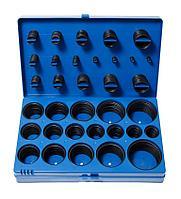 Forsage Кольца уплотнительные резиновыемаслобензостойкие, 407 предметов (дюймовые) Forsage F-720 12612
