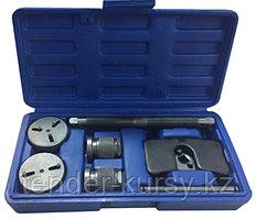 ROCKFORCE Комплект для обслуживания тормозных цилиндров универсальный 8 предметов(привод с