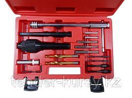 Forsage Комплект инструментов для извлечения свечей накаливания и реставрации резьбы Forsage F-04A6017 7624