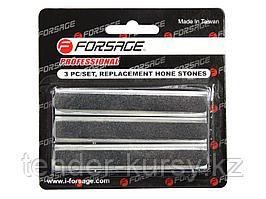 Forsage Комплект камней для хона 3 предмета (зернистость №300, 100х10.2х6.1мм) Forsage F-9G0901C 4091