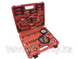 Forsage Набор для измерения давления в топливных системах (0-10bar), в кейсе Forsage F-946G1(F-04A3017) 6055