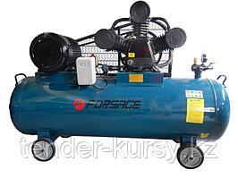 Forsage Компрессор 500л 3-х поршневой с ременным приводом  (7.5кВт, ресивер 500л, 900л/м, 380В давление 12,5