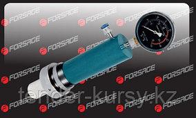 Forsage Цилиндр гидравлический с манометром 10т-12т, (ход штока: 135мм) Forsage F-0100-1A(F) 15433