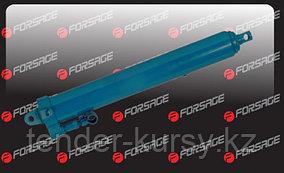 Forsage Цилиндр гидравлический удлиненный с двухштоковым насосом, 8т (общая длина - 620мм, ход штока - 500мм)