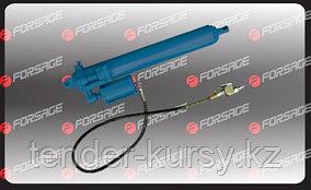 Forsage Цилиндр гидравлический удлиненный с дополнительным пневмоприводом, 8т (общая длина - 620мм, ход штока