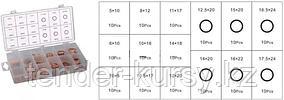 Forsage Шайбы медные уплотнительные,  160 предметов Forsage F-805(F-806-160пр) 12712