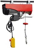 Forsage Таль подвесная 125/250кг (220V, 550W, высота подъема: 125кг - 12м, 250кг - 6м) Forsage F-TRH1025 17883