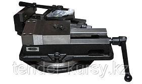 """ROCKFORCE Тиски прецизионные стальные поворотные со шкалой измерения угла поворота  """"Profi"""" 6.5""""-160мм (захват"""