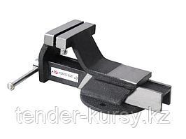 """Forsage Тиски стальные с наковальней 4""""-100мм Forsage F-6540704 18547"""