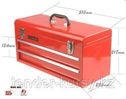 Big Red Ящик инструментальный (2 выдвижных полки, откидной верх) Big Red TBD132G(tb132) 7664