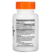 Doctor's Best, High Absorption CoQ10 with BioPerine, 100 мг, 60 мягких желатиновых капсул, фото 2