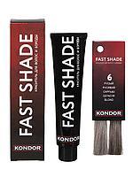 KONDOR Краситель FAST SHADE для волос и бороды №6 (русый), 60 мл