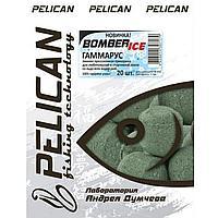 Прикормка зимняя PELICAN BOMBER-ICE Гаммарус (1уп.-20шт.) (PE-038) tr-156603