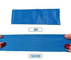 Кинезиологическая лента GSP CARE Kinesiology Tape 5см х 5м черный, фото 3