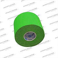 Кинезиологическая лента GSP CARE Kinesiology Tape 5см х 5м зеленый