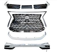 Обвес HERITAGE на Lexus LX570/450d 2016-2021 Дизайн 2021, фото 1
