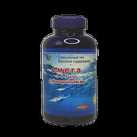 Рыбий жир в капсулах Омега 3-6-9 plus банка 200 шт.