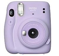 Моментальный фотоаппарат Fujifilm Instax mini 11 Lilac Purple + две батарейки типа АА