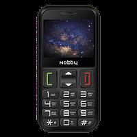 Мобильный телефон Nobby 240B черный