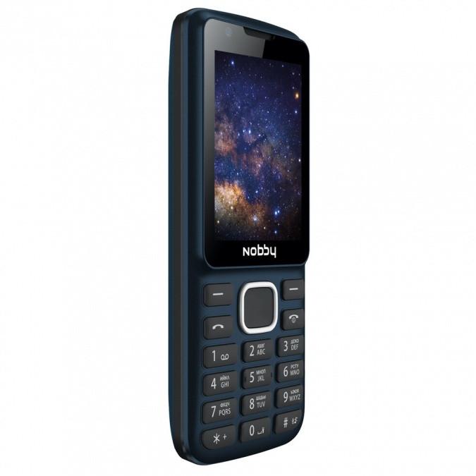 Мобильный телефон Nobby 230 синий