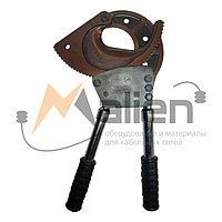Ножницы секторные кабельные НСК-100 для резки кабеля диаметром до 100 мм, в т.ч. бронированного стальной ленто