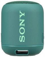 Портативная колонка Sony SRS-XB12 зеленый /