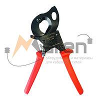 Ножницы секторные кабельные НСК-52 для резки кабеля диаметром до 52 мм, в т.ч. бронированного стальной лентой