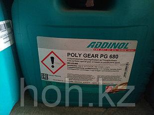 Редукторное масло ADDINOL Poly Gear PG 680