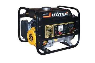 Электрогенератор НТ1000L Huter