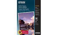 Epson C13S041256 Бумага для струйной печати A4 Matte Paper - Heavyweight, матовая, 50 листов, 167g/m2