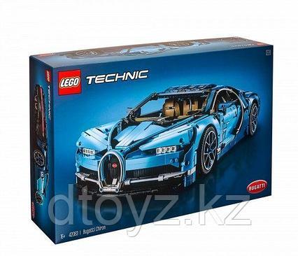 Lego Technic 42083 Bugatti Chiron TECHNIC