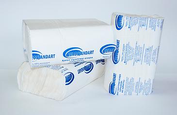 РК Бумажные полотенца V-сложение