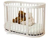 Детская  кровать Паулина -2 универсальная 8/1,(цвет белый,слоновая кость), фото 3