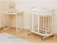 Детская  кровать Паулина -2 универсальная 8/1,(цвет белый,слоновая кость), фото 4