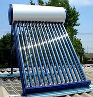 Нагреватели воды, работающие от солнца