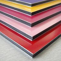 Алюминиевые композитные панели 4x0.4x1220 мм GROSSBOND ТУ