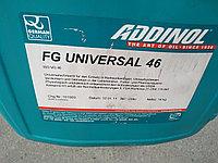 Редукторное Масло с пищевым допуском ADDINOL FG UNIVERSAL 46