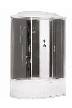 ERLIT душевая кабина ER3512TPR-C4 1200*800*2150 высокий поддон, тонированое стекло - фото 1