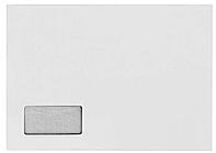 Конверт С4 (229 х 324 мм) пакет, белый, левое окно 40х105 мм