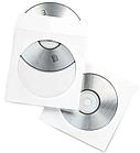 Конверт KurtStrip бумажный  для CD-дисков с окном