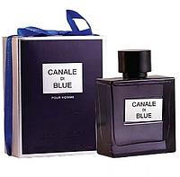Парфюмированная вода Fragrance World Canale De Blue