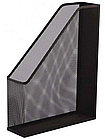 Лоток вертикальный DELI, металлический, черный