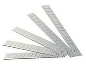 Лезвия запасные DELI для канцелярских ножей, 9 мм (10 шт/упак)